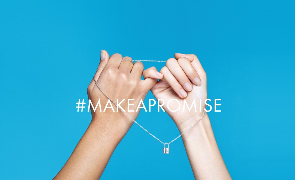 Pinky Promise #MakeAPromise